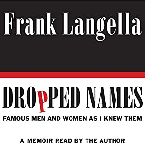 Dropped Names Audiobook