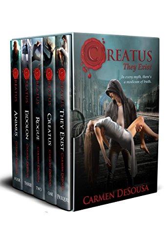 Creatus Series Boxed Set by  Carmen DeSousa ebook deal