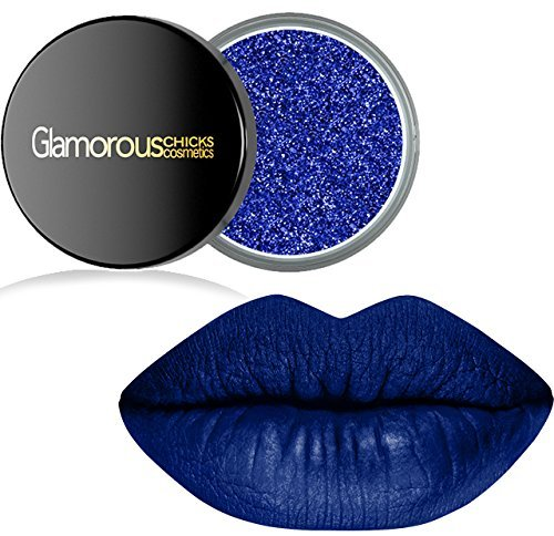 long-lasting-royal-blue-liquid-lipstain-caribbean-blue-glitter-matte-liquid-lips-glitter-set-by-glam