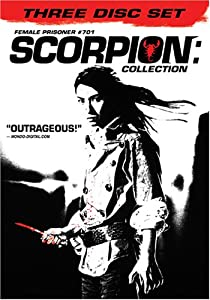Female Prisoner 701 Scorpion - Triple Feature Collection (Female Prisoner 701, Scorpion Grudge Song, Scorpion Beast Stable)