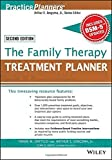 img - for The Family Therapy Treatment Planner, with DSM-5 Updates, 2nd Edition (PracticePlanners) by Frank M. Dattilio (2014-12-01) book / textbook / text book