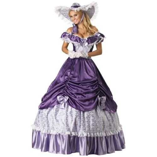South (Purple Belle Costumes)