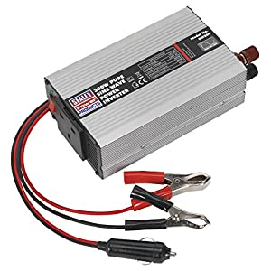 Sealey PSI300 Power Inverter Pure Sine Wave, 300 W, 12 V DC, 230 V, 50 Hz