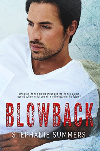 Blowback by Stephanie Summers ebook deal