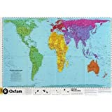 The Peters Projection World Map: Folded by Oxfam ( 1996 )