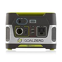 Goal Zero 22004 Yeti 150 Solar Generator...