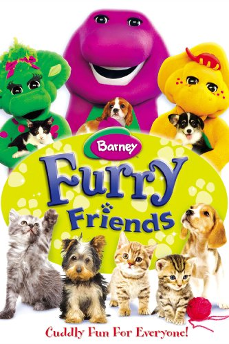 Barney: Furry Friends - Karen Barnes