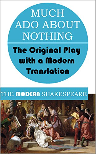pdf epub much ado about nothing the modern shakespeare the original play with a