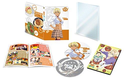 「食戟のソーマ」第6巻<初回生産限定版> [Blu-ray]