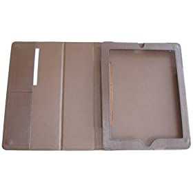 Snugg iPad Case Quality PU Leather Case Cover and Flip Stand with Elastic Hand Strap, Stylus loop, Premium Nubuck Fibre Interior and Velcro Flap to Secure your iPad in Place - Automatically Wakes and Puts the iPad 2 & 3 to Sleep - From Snugg