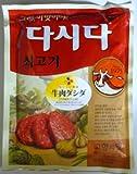CJジャパン 牛肉ダシダ 300g