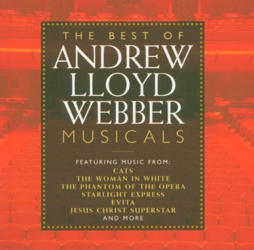 Various Artists - The Best Of Andrew Lloyd Webber Musicals By Various Artists (1990-08-02) - Zortam Music