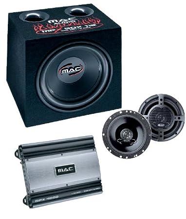 Mac Audio 1101701 Enceintes de voiture