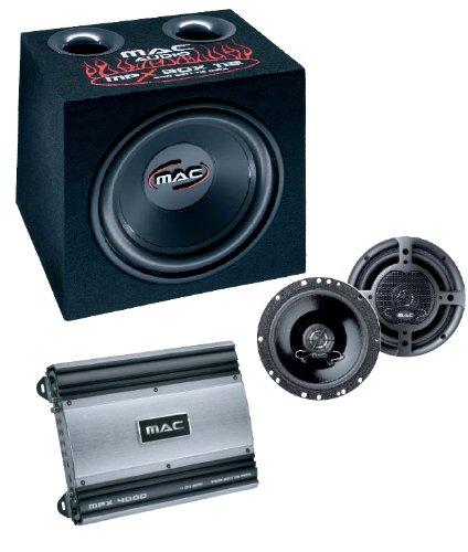 Mac-Audio-Mac-Xtreme-4000-Lautsprecher-Set-1-Paar-MPE-162-1-x-MPX-4000-1-x-MPE-112-P