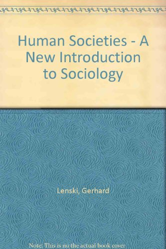 an introduction to the five different types of sociocultural evolution by jean and gerhard lenski This is lecture handout for stratification sociology key points are: sociocultural evolution, ethnographic atlas, gerhard lenski, typology of human, stratification systems, social taxonomies, ecological evolutionary theory, germs and steel, significance, general theory.