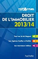 TOP'Actuel - Droit de l'immobilier 2013/2014