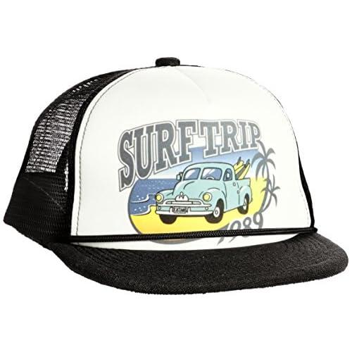 (カスターノ)CASTANO CA SURFTRIP TRUCKER CAP 51CT9CA07100U c019 black F