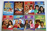 High School Musical Collection, 8 Books, RRP £39.91 (The Book of Film, Broadway Dreams, Battle of the Bands, Heart to Heart, Crunch Time, Poetry In Motion, Wildcat Spirit, High School Musical 2, The Book of Film)