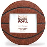 Basketball Shaped Picture Frame - Perfect for Sports Team Photo!