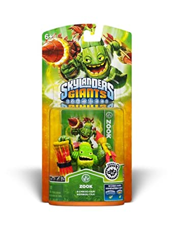 Activision Skylanders Giants Single Character Pack Core Series 2 Zook