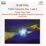 Bartok: Violin Concertos Nos. 1 And 2
