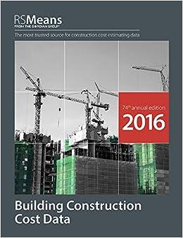 building construction cost data 2014 book pdf