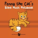 Penny-the-Cats-Blank-Music-Notebook-Orange-edition
