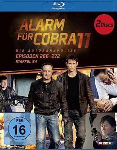 Alarm für Cobra 11 - Staffel 34 [Blu-ray]