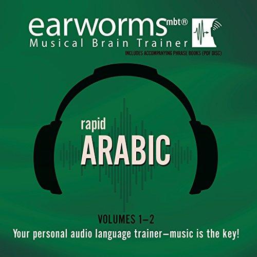 Rapid Arabic, Vols. 1 & 2 (Earworms Mbt)