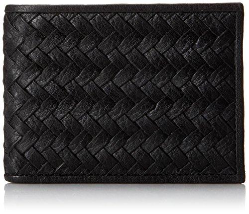 Cole Haan Men's Slimfold Wallet, Black, One Size (Cole Haan Slimfold Wallet compare prices)