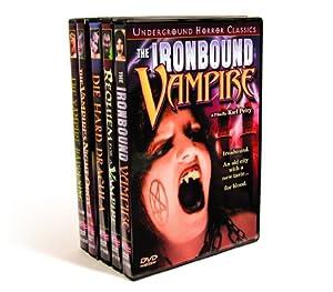 Vampire Night Orgy Collection: Ironbound Vampire (1998) / Requiem For A Vampire  (2005) / Die Hard Dracula (1998) / Vampires Night Orgy (1972) / Vampire Happening (1972)