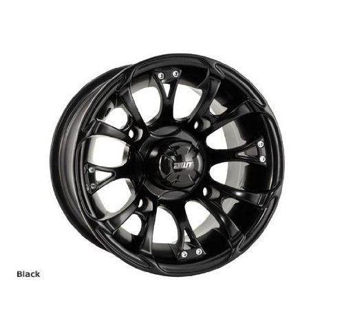 DWT Racing Nitro Wheels. Size 12x7, 2+5 Offset,