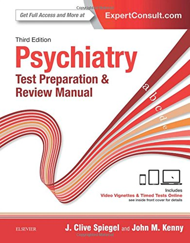 Psychiatry Test Preparation and Review Manual, 3e (Psychiatry Boards compare prices)