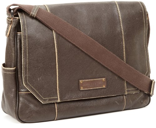 Marc New York by Andrew Marc Men's Retrocalf Messenger Bag