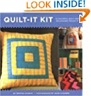 Quilt-It Kit: 15 Colorful Quilt and Patchwork Projects
