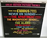 img - for ORIGINAL SOUND TRACKS AND HIT MUSIC FROM GREAT MOTION PICTURE THEMES - vinyl lp. THEME FROM