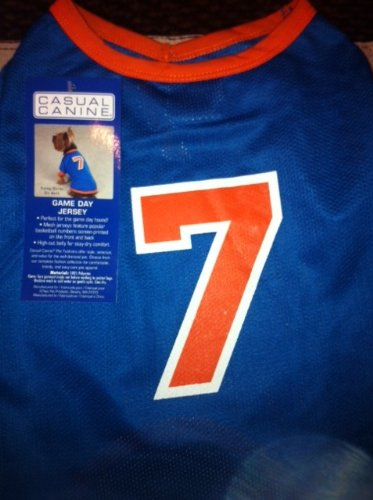 dd3672d1da86 X-Large  7 Carmelo Anthony Dog Jersey New York Knicks NBA Pet Puppy Mesh T  Shirt Clothes Apparel