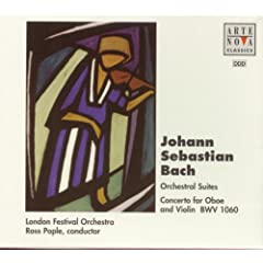 Bach: Orchestral Suites Vol. 2 No. 3,4BW1070