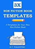 So you want to write a non-fiction book but you don't know where to start? Just Plug Any of These 3 Templates To Your Topic & Your Ready To Start Writing Your Book!Inside you'll get:Template # 1 - The Industry Disruptor- Use by experts ar...