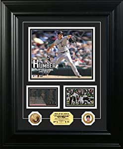 MLB Chicago White Sox Philip Humber Perfect Game Marquee Gold Coin Photo Mint by Highland Mint