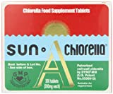 Sun Chlorella A - Pack of 300 Tablets from Sun Chlorella