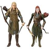 The Hobbit Adventure Pack Legolas and Tauriel