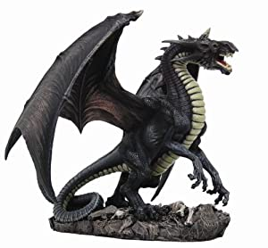 Amazon.com - Rogue Dragon Figurine Tom Wood Collectible Cold Cast