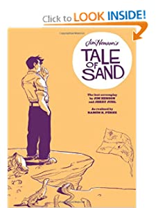 A Tale of Sand by Jim Henson, Jerry Juhl, Chris Robinson and Stephen Christy
