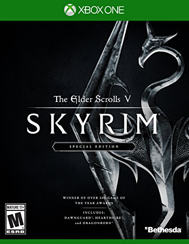 The Elder Scrolls V Skyrim Special Edition (輸入版:北米)