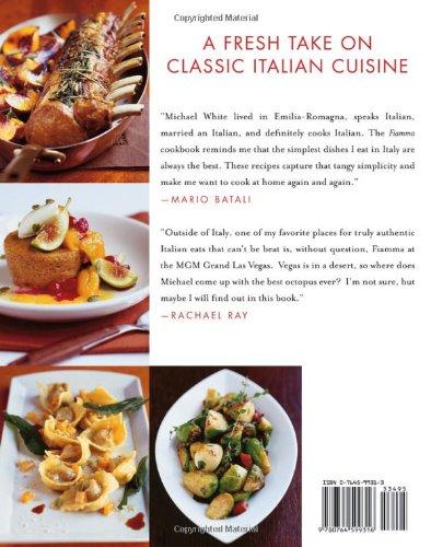 Fiamma: The Essence of Contemporary Italian Cooking