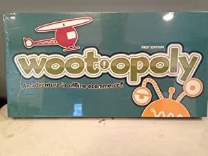 Woot-opoly Board Game: An Adventure in offline e-commerce