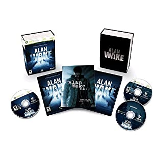 51B%2BE21D27L. AA300  Alan Wake Limited Edition (Xbox 360)   $40