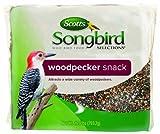 Songbird Selections 1022825 Woodpecker Snack Wild Bird Food Bag, 2-Pound