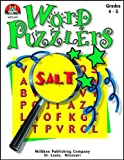 img - for Word Puzzlers - Grades 4-5 book / textbook / text book